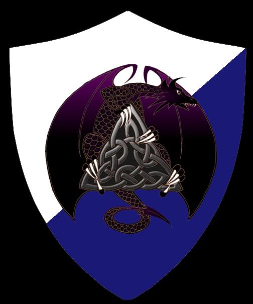 Crest of the Amethyst Dragon